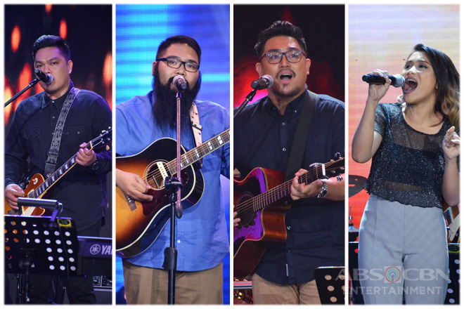 PHOTOS: December Avenue, I Belong To The Zoo, Silent Sanctuary and This Band on GGV's 8th Anniversary Special