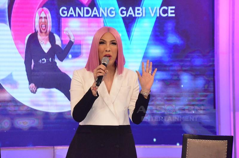 PHOTOS: Beauty Gonzalez and Dimples Romana on Gandang Gabi Vice