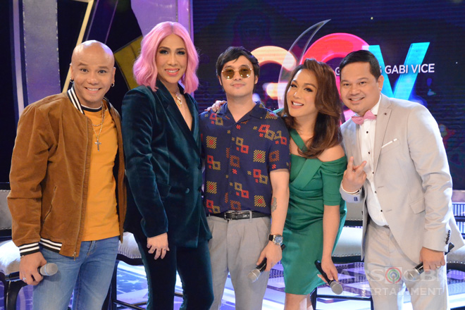 PHOTOS: Bayani Agbayani, Wacky Kiray, KaladKaren and Kean Cipriano on Gandang Gabi Vice