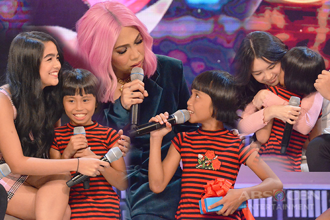 LOOK: 'You Do Note' girl meets The Gold Squad on Gandang Gabi Vice!
