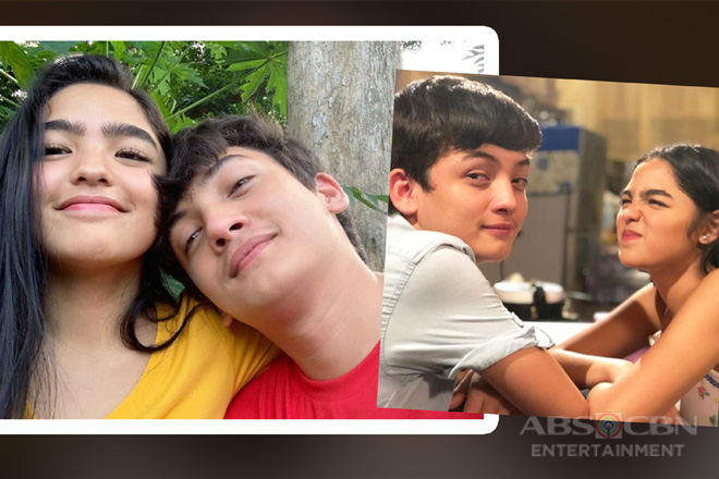"LOOK: 16 Photos of Seth Fedelin living the ""fan boy"" dream with his celebrity crush Andrea Brillantes!"