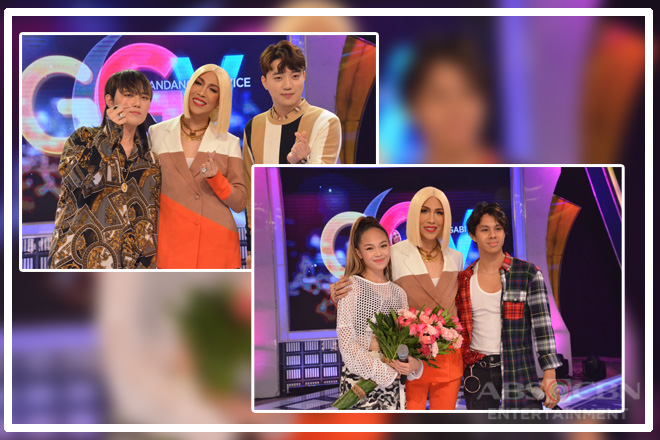 PHOTOS: AC Bonifacio, Ken San Jose, JinHo Bae and Ryan Bang on Gandang Gabi Vice