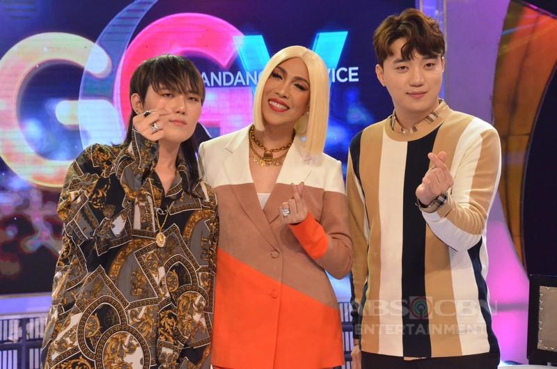 PHOTOS: AC Bonifacio, Ken San Jose, JinHo Bae and Ryan Bang on Gandang Gabi Vice