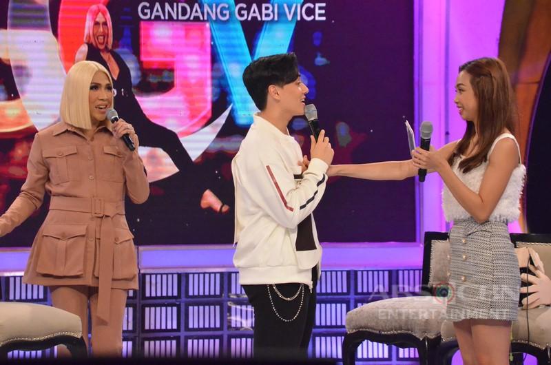 PHOTOS: MayWard and Agsunta on Gandang Gabi Vice