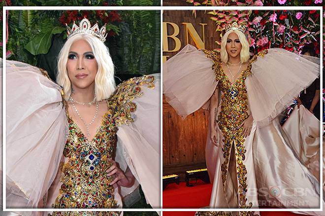 ABS-CBN Ball 2019: Vice Ganda's majestic, jaw-dropping transformations in the charity ball