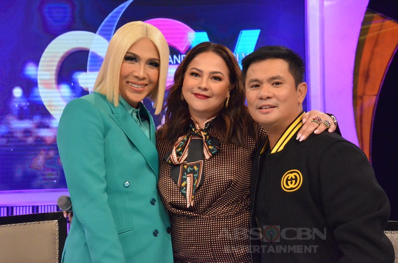 PHOTOS: Albie Casiño, Tony Labrusca, Jerome Ponce, Karla Estrada and Ogie Alcasid on GGV