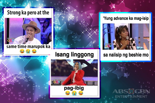 Power of love seen on Gandang Gabi Vice with these heartwarming memes