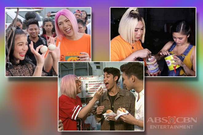 PAANDAR 2018: Stars who took surprisingly odd dares on GGV LOL Trip!