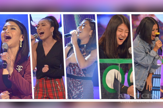 5 power belters who faced Gandang Gabi Vice's Birit Challenge