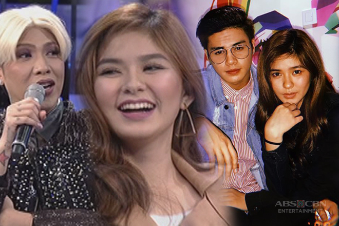 Did Vice Ganda just drop a hint about Loisa and Ronnie's relationship status?