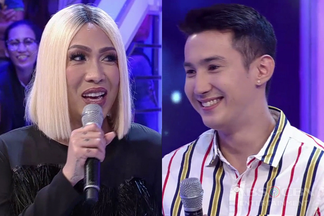 Vice Ganda meets Nathalie Hart's brother Image Thumbnail
