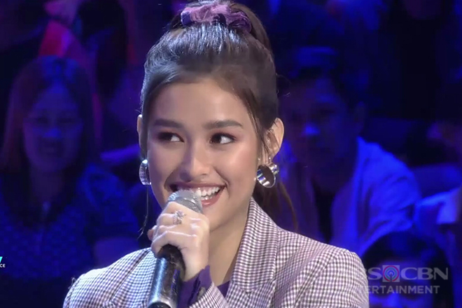 WATCH: Liza Soberano, sumabak sa Guilty or Not Guilty Challenge