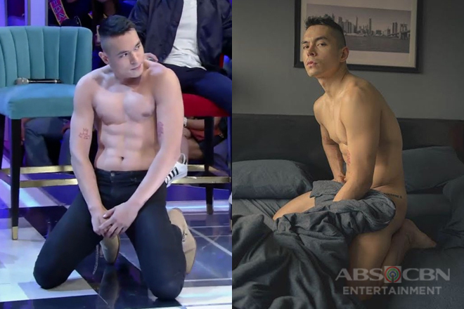 GGV: Jake Cuenca reenacts sexy pose on his Instagram photo