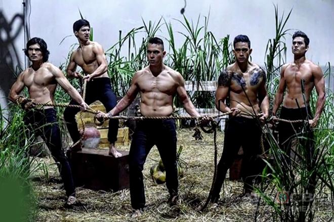 GGV: Sino nga bang may pinakamagandang katawan sa Los Bastardos boys?