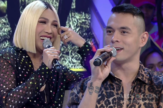 GGV: Vice, inaming sinave ang sexy photo ni Jake Cuenca