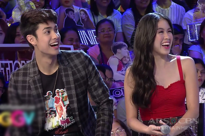 GGV: Kisses, aksidenteng nag-