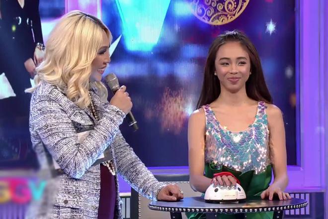 GGV: Maymay, matapang na inaming hindi pa sila nagki-kiss ni Edward