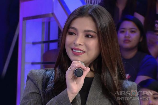 GGV: Angel Locsin, nag-react sa mga gumagaya sa kanyang boses