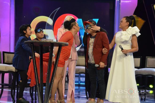 """GGV: Bayani, Jobert at Empoy, wagi sa pagpapatawa sa """"Tawag Ng Talbugan"""" laban kina MC, Lassie at Juliana"""