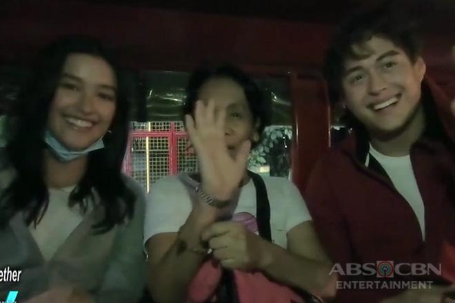 GGV: LizQuen, game na game sa pag-prank ng mga pasahero sa jeep