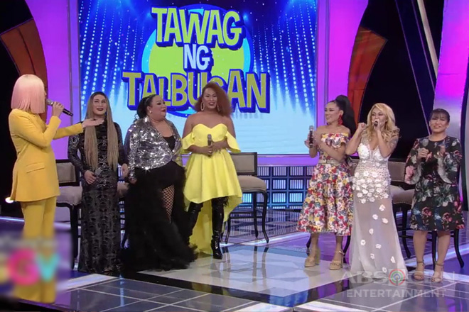 GGV: Negi, Pepay, Petite, Ethel, Viveika at Tart, nagpatalbugan sa kanilang witty introductions!