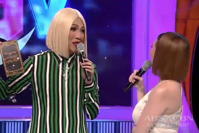 GGV: Angelica, tinanong ang kapalaran ng kanyang love life sa Charot Cards ni Vice
