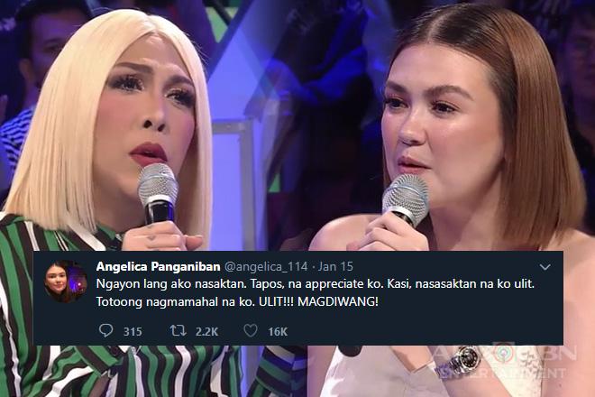 GGV: Vice Ganda, inalam ang mga kwento sa likod ng hugot posts ni Angelica