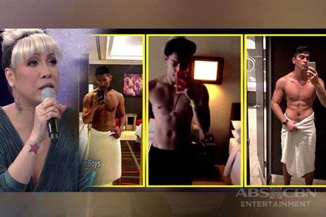 GGV: Vice, inalam kung bakit mahilig mag-selfie sa gym ang mga lalaki kapag nagwo-workout
