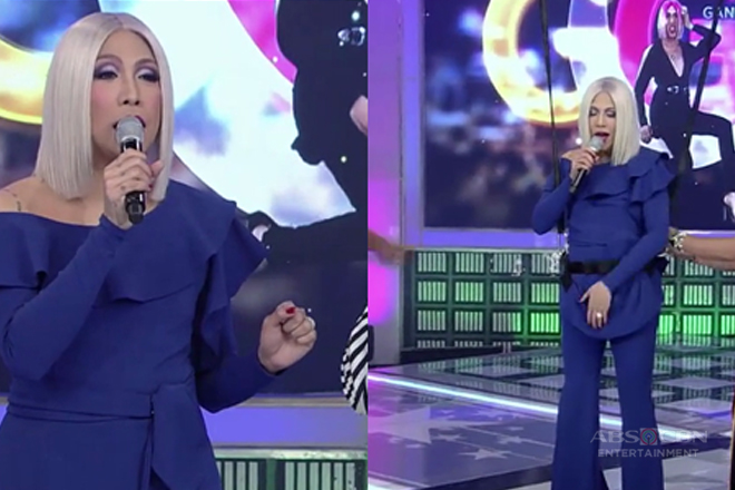 WATCH: Vice Ganda accepts GGV's Kalerki-oke challenge!